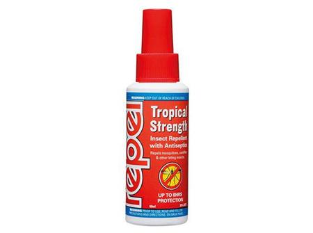 Repel Nz Repel Tropical Strength Pump Spray 60Ml