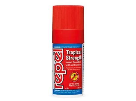 Repel Nz Repel Tropical Strength Stick 30G