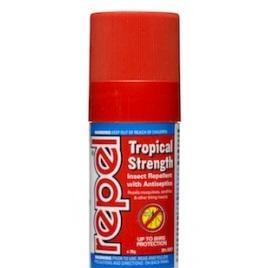 REPEL Tropical Stick 30g