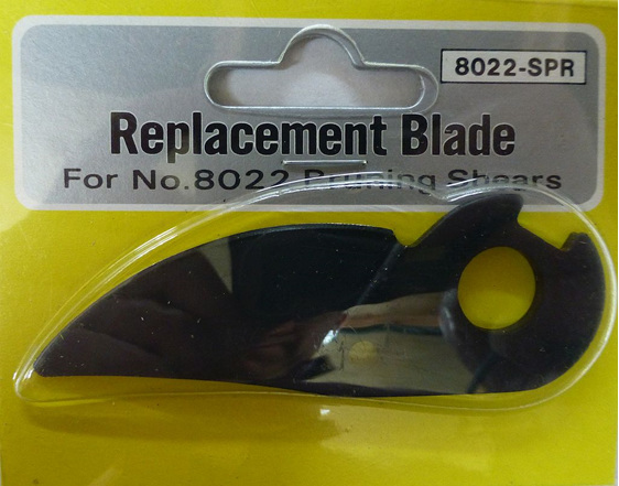 Replacement blade for bypass secateurs Topman 8022