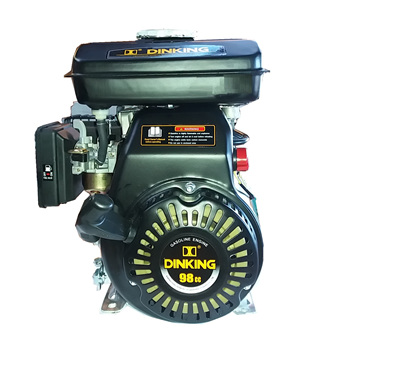 Replacement engine for Concrete Mixer - MX20