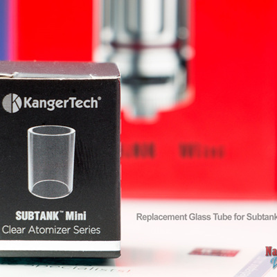 Replacement Glass Tube for Subtank Mini