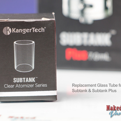 Replacement Glass Tube for SubTank Plus & Subtank