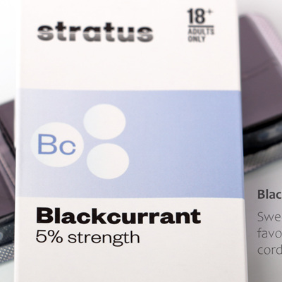 Stratus POD - 4 Pack - Blackcurrant