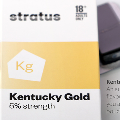 Stratus POD - 4 Pack - Kentucky Gold