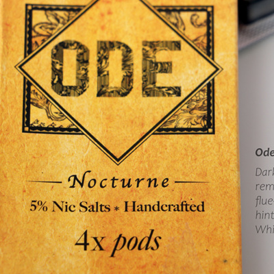 Stratus POD - 4 Pack - Ode Nocturne