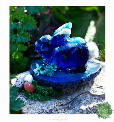 Bleu the Wabbit