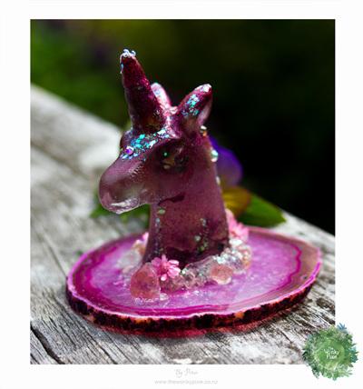 Aura Unicorns - Fuchsia