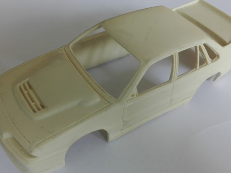 RESIN VL WALKINSHAW HOLDEN COMMODORE 1/24 1/25 SCALE