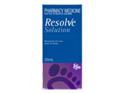 Resolve Solution 25mL