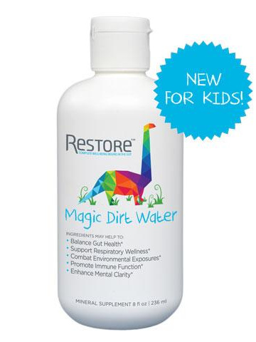 Restore Magic Dirt Water 236ml (8oz)