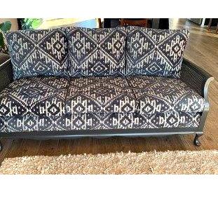 Restore & Reupholster Wickham Cane Sofa
