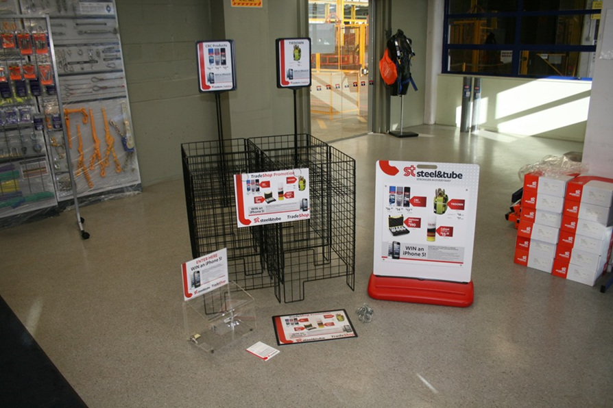 Retail Display Solutions, Retail Display Stands, Retail Display Stand nz