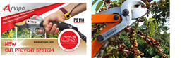 Retailers stocking Pro-Pruner loppers and Arvipo electric pruners