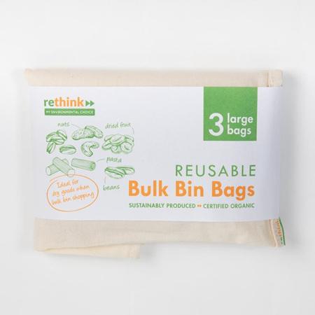 Rethink - Large Bulk Bin Bags 3pk