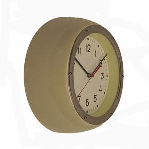 Retro Clock Cream