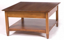 Charters Coffee Table Fine Legs
