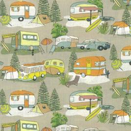 Retro Holidays Motor Camp