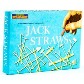 Retro Jack Straws