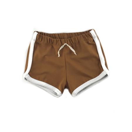 Retro Shorts - Cinnamon