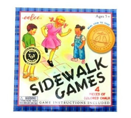 Retro Sidewalk Games