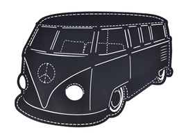 Retro Van - Blackboard Wall Sticker