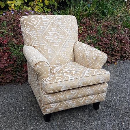 Reupholster Lounge Chair