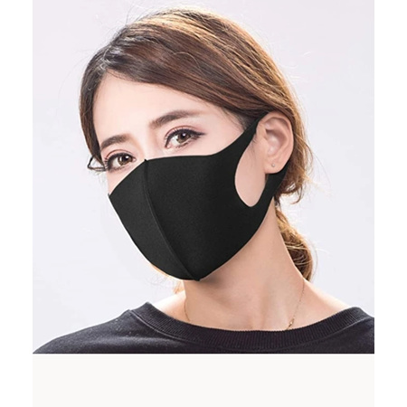 Reusable Fabric Face Mask Adult Assorted