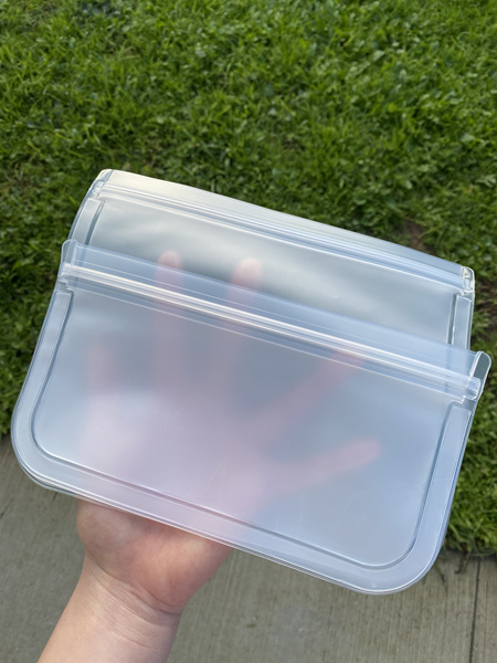 Reuseable Ziplock Bags