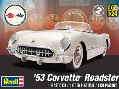 Revell 1/24 53 Corvette Roadster