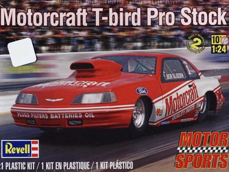 Revell 1/24 Motorcraft T-Bird Pro Stock