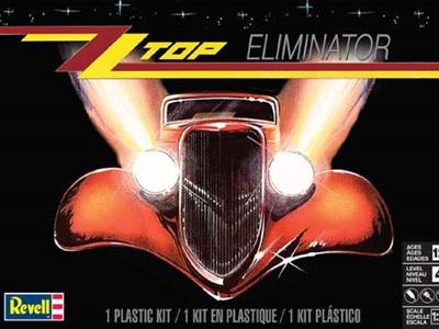 Revell 1/24 ZZ Top Eliminator