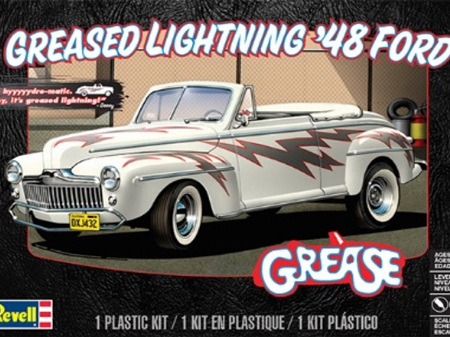 Revell 1/25 48 Ford Greased Lightning