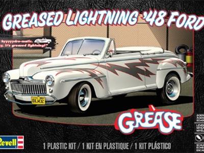 Revell 1/25 48 Ford Greased Lightning