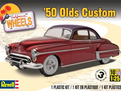 Revell 1/25 '50 Olds Custom