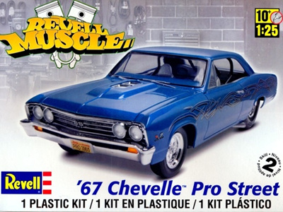 Revell  1/25 '67 Chevelle™ Pro Street