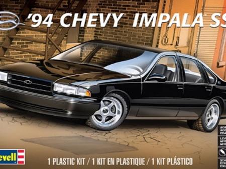 Revell 1/25 94 Chevy Impala SS