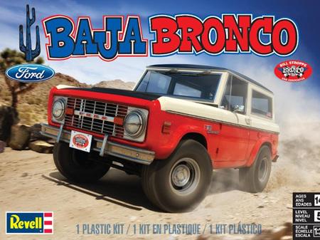 Revell 1/25 Baja Bronco