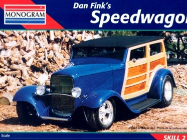 Revell 1/25 Dan Fink's Speedwagon