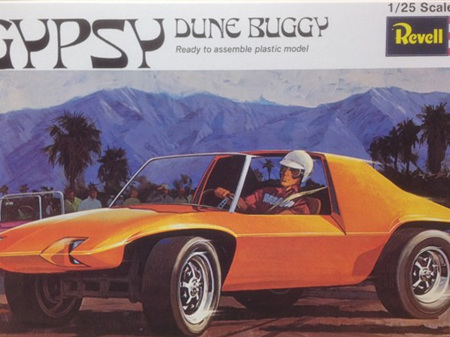 Revell 1/25 Gypsy Dune Buggy
