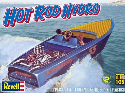 Revell 1/25 Hot Rod Hydro