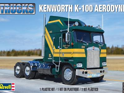 Revell 1/25 Kenworth K-100 Aerodyne