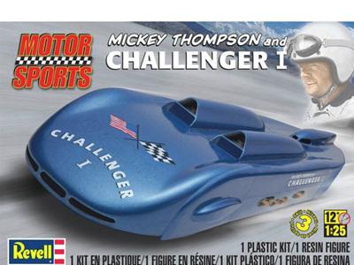Revell 1/25 Mickey Thompson & Challenger I