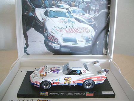 Revell 1/32 Greenwood Corvette Spirit of Le Mans '76