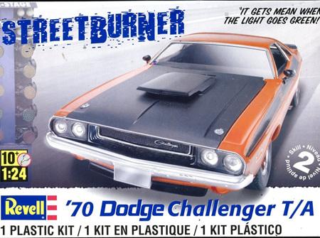 Revell 1/24 '70 Dodge Challenger 2 'n 1 (RMX2596)
