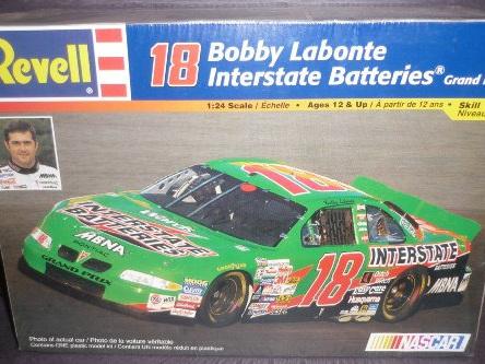 Revell 1/24 Interstate Batteries Pontiac