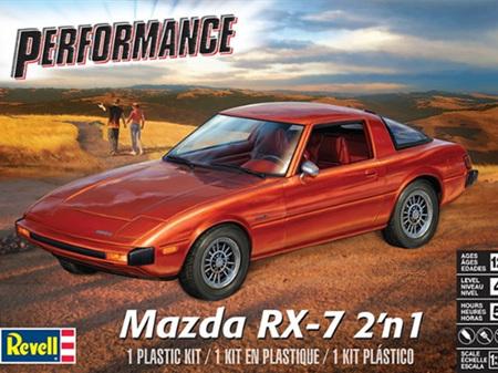 Revell 1/24 Mazda RX-7