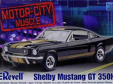 Revell 1/24 Shelby Mustang GT 350H (RMX2482)