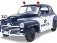 Revell 1/25 1948 Ford Police Coupe (2 in 1) (RMX4318)