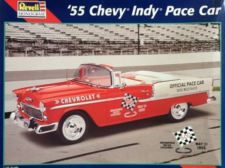 Revell 1/25 1955 Indy Pace Car